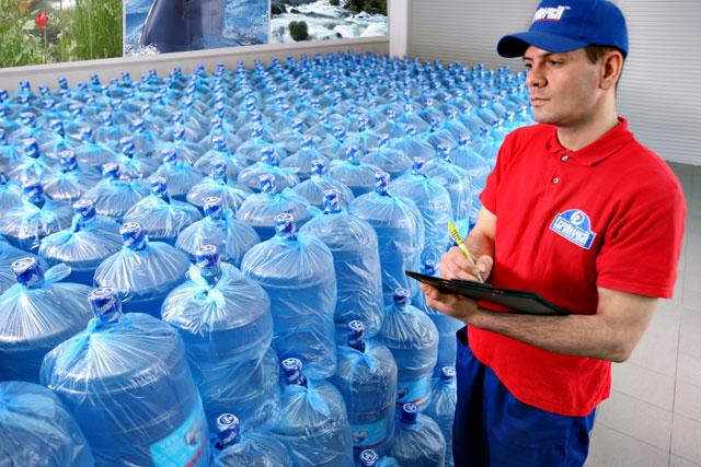 бизнес доставка и производство воды 2019