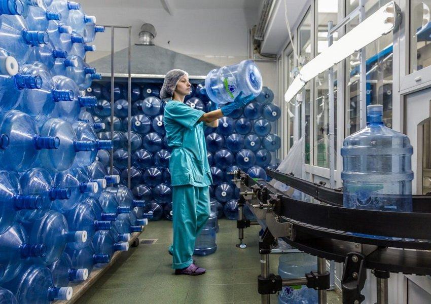 бизнес доставка и производство воды 2020