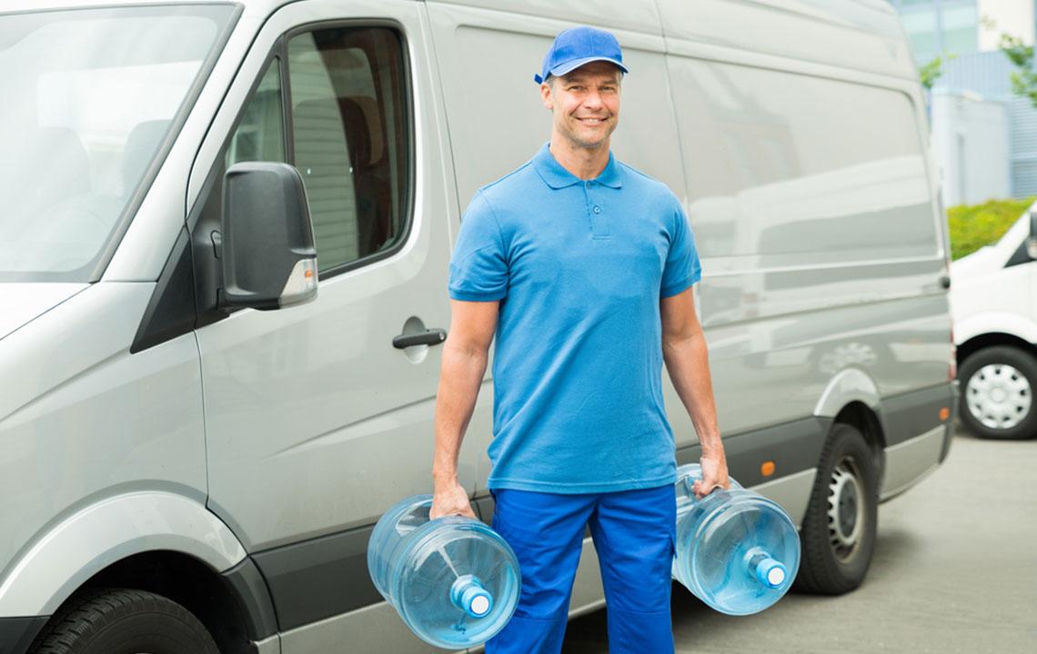 бизнес доставка и производство воды