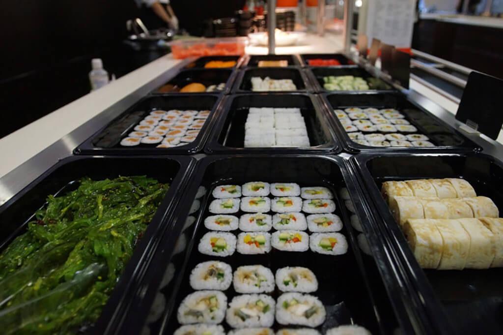 бизнес-план суши