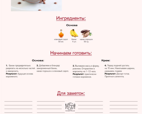 Shokoladnoe Morozhenoe