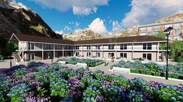 проект гостиницы 1