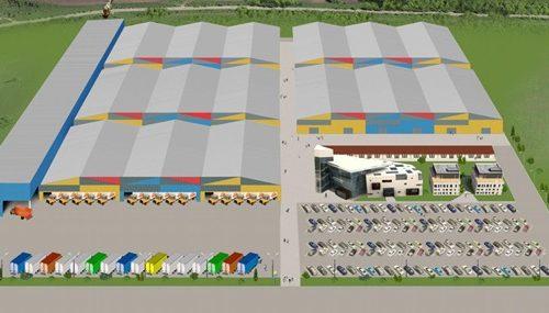 проект комплекса крыма