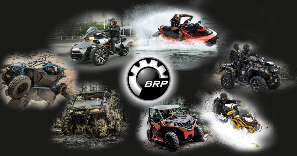 лого BRP